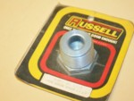 "Used Alum. Pipe Reducer 1.00"" To 1/2"" Russell #6165"