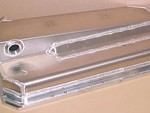 Williams Billet Rail Dragster Pan Wet/Dry Sump TFX/BAE
