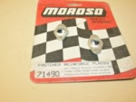 Used Moroso Quick Fastener Reinforcing Plates #71490