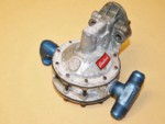 Used Edelbrock BBC Mechanical Fuel Pump