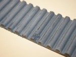 "Used 1694-14m-65 Blower Belt 2.625"" Wide"