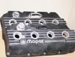 Used Fuel Hemi Head Valve Covers Finned