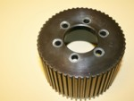 SOLD Used 8mm 53 Tooth GT Blower Pulley