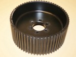 Used 11mm 63 Tooth Center Flange Blower Pulley GT
