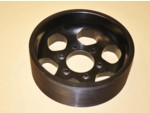 Used Whipple Mini Screw Blower Pulley 7.00""