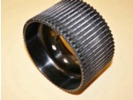 Used 8mm 63 Tooth GT Blower Pulley Center Flange Alum.