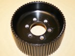 Used 8mm 63 Tooth GT Blower Pulley Center Flange