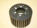 Used 14mm 31 Tooth GT Alum. Blower Pulley
