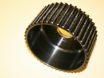 Used 14mm 42 Tooth GT Alum. Blower Pulley