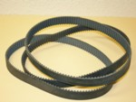 Used 960-8m-30 Rubber HTD Belt Three Pack