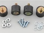 MSD 44 Amp Coil Vibration Mounts