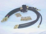 Rubber Port Line Kit