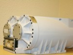 SOLD Used PSI D Rotor Short Shaft Screw Blower