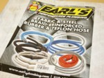 -6 Earl's Performance Perform-O-Flex Hose #403006ERL