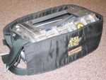 Used Taylor Show Car/Display Blower Bag