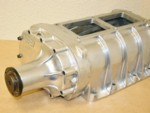 SOLD Used Polished 6-71 Weiand Blower W/Snout