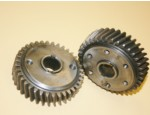 OUT OF STOCK Steel Blower Gear Set Roots 1.125