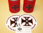 RBS Custom Beer/Soda Koozies & Decals