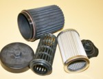 "Oil Filter System 1 Spin On Cleanable Nitro 6.375"" (2600-0051)"