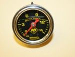 0 To 15 Pound Liquid Filled Boost Gauge (1300-0016)