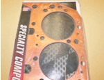 "BBC Copper Head Gasket Set 4.570"" X .080"" (7012-0047I)"