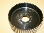 Used 11mm 58 GT Tooth Center Flange Blower Pulley (7001-1158A)