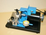 Electric Ring Grinder W/Deburring Wheel Assm.