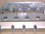 Fuel Hemi Head Fabricated Alum. Valve Cover Set (2610-0001F)