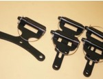 Taylor Header Bracket Set 14.2/14.3 Alum. (1210-0016B)