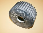 Used 14mm 41 Tooth Blower Pulley Alum. (7001-1441A)