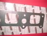 BAE 4/5 Fathead Exhaust Gasket Steelclad Graphite