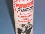 Power Top Lube For Alch/Nitro Fuel