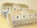 392/417 Hemi Fabriacted Alum. Valve Cover Set