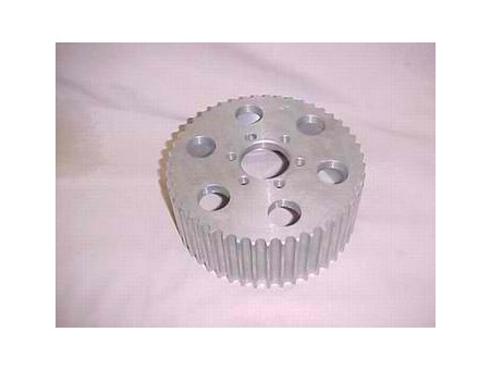 Used 13.9-45 Tooth Blower Pulley Alum. (7001-0045A)