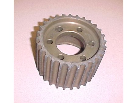 "Used 13.9-27 Tooth Blower Pulley Mag Offset 3.00"" Wide (7001-0027K)"