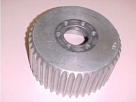 Used 13.9-43 Tooth Blower Pulley Alum. (7001-0043B)