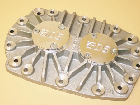 BDS Cast Rear Bearing Plate Assm. (1300-0032)