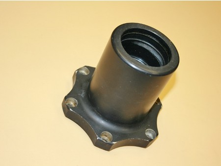 "Used 5.25"" Kobelco Blower Snout Housing (7009-0008A)"