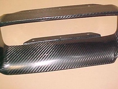 JBR Dragster/ Tall Pro Mod Injector Air Scoop Roots/PSI (300-105V)