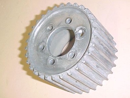 Used 13.9-30 Tooth Blower Pulley Mag. (7001-0030M1)
