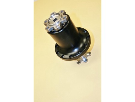 "5.375"" DMPE Roots Blower Snout Assm. Alum. (1400-0004D)"