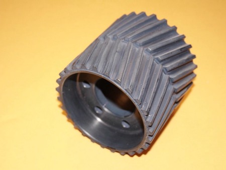Used Goodyear 14mm 27 Tooth Blower Pulley Alum. (7001-1427GTB)