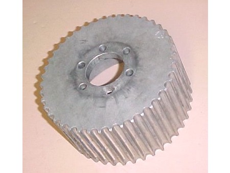Used 13.9-42 Blower Pulley Alum. (7001-0042C)