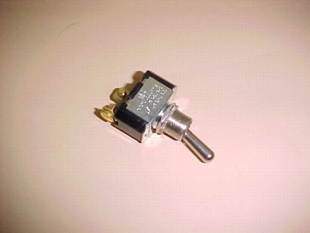 Blower Starter Toggle Switch RCD (2050-0059)