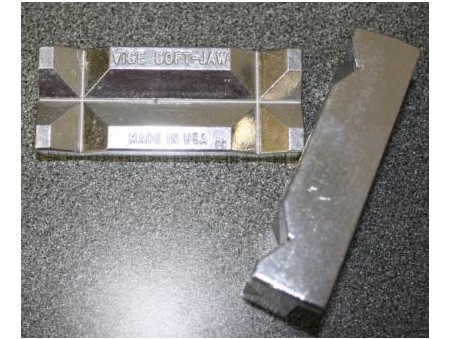 Alum./Magnetic Vise Jaws (2700-0072)