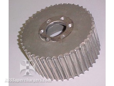 Used 13.9-42 Blower Pulley Alum. (7001-0042B)