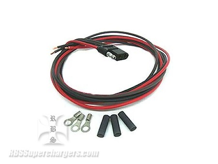 FIE/Mallory High Output Magneto To Coil Three Wire Harness on