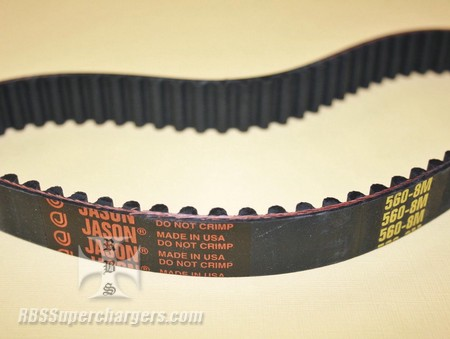 Used 560-8m-20 Rubber Belt (7007-0031N)