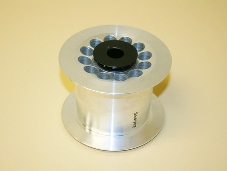 "Used PSI 3.00"" Alum. Idler Pulley Assm. (7002-0011)"