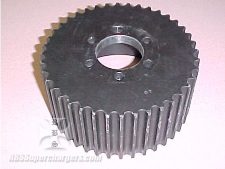 Used 13.9-40 Blower Pulley Alum. (A) (7001-0040A)